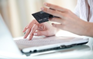 Online payments have been steadily growing.