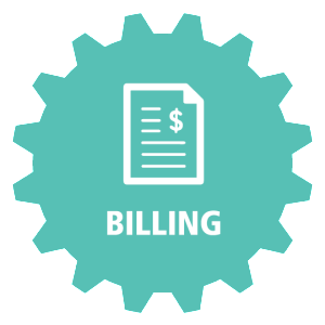 Alarm billing services