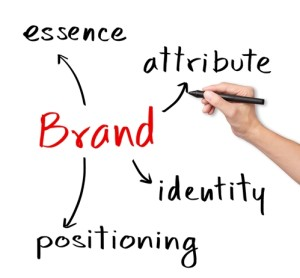 Many factors will build your brand.