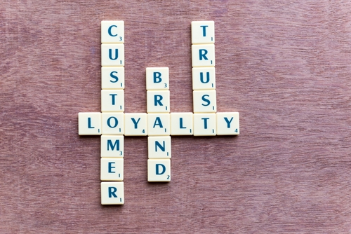 Trust creates happy customers and consistent business.