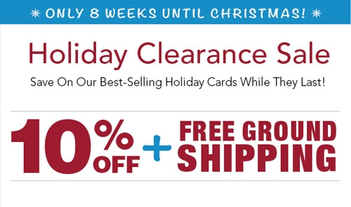 Online holiday promotions have to display properly on mobile devices.