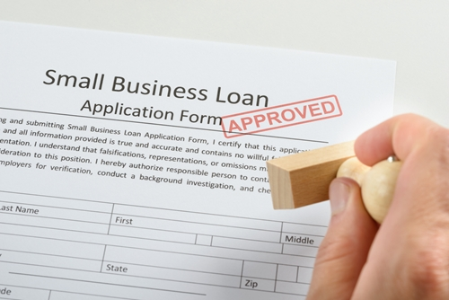 Small businesses have to get their financials in order before they approach lenders.