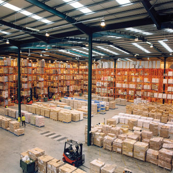 Integrated Inventory Management for Security Dealers