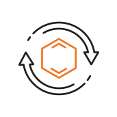 prospect tracking icon
